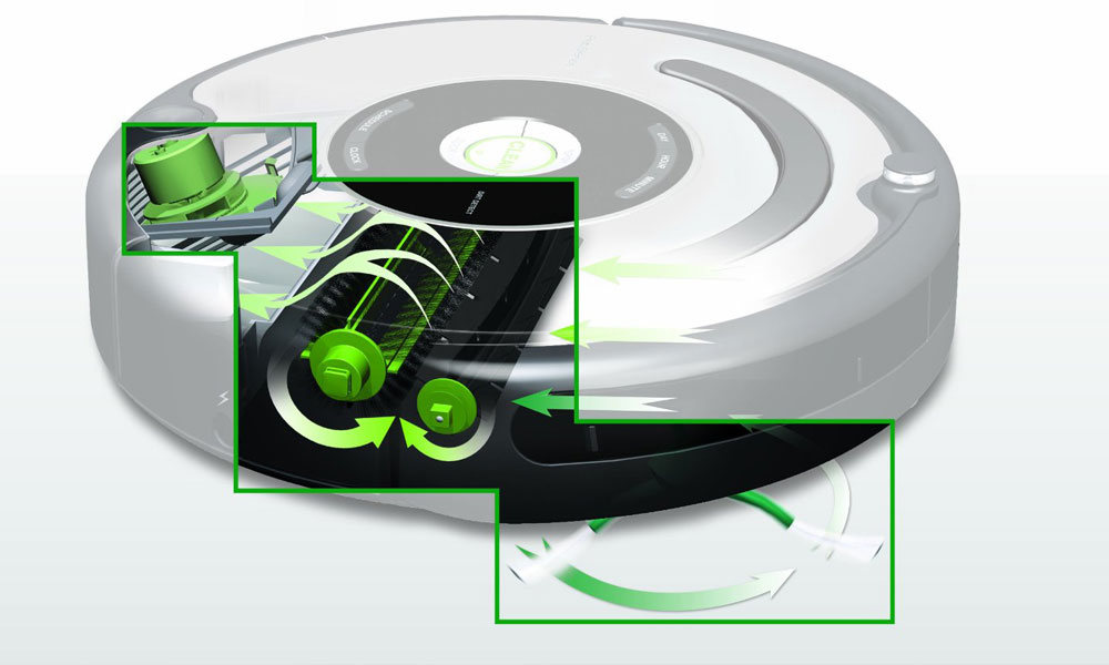 iRobot Roomba 650 Robotic Vacuum Cleaner Review