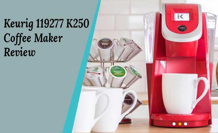 Keurig 119277 K250 Coffee Maker
